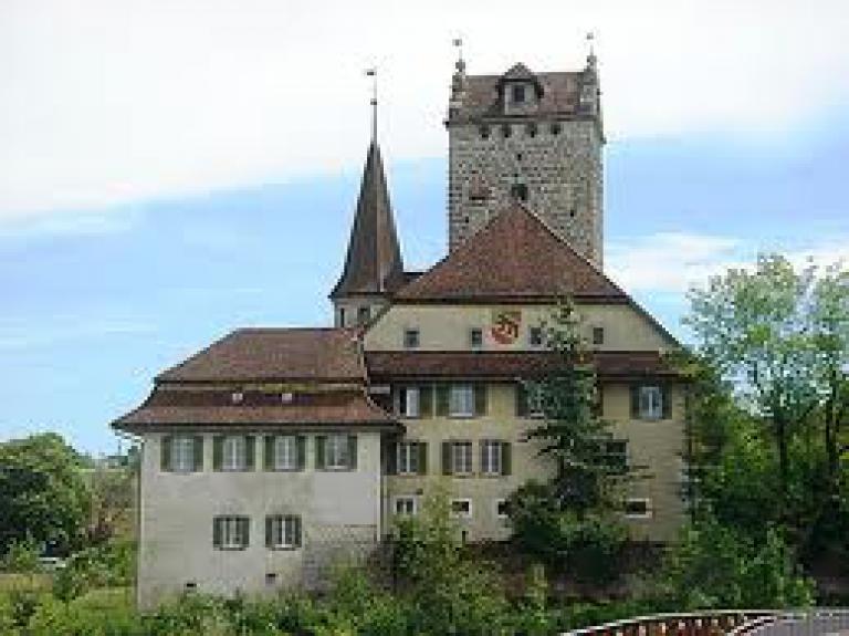 Schloss Aarwangen (NRP-Projekt von 2012 bis 2013)