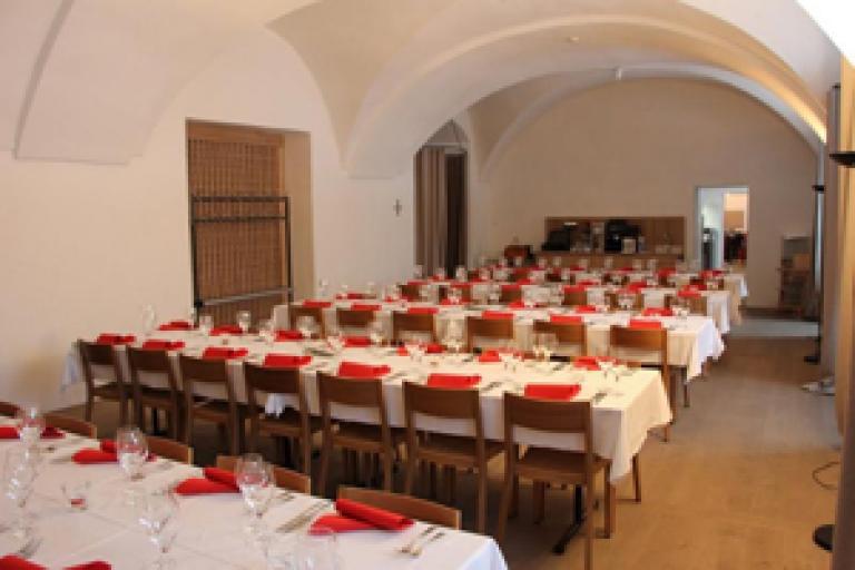 Ausbau Kloster Disentis (NRP-Projekt von 2014 bis 2015)