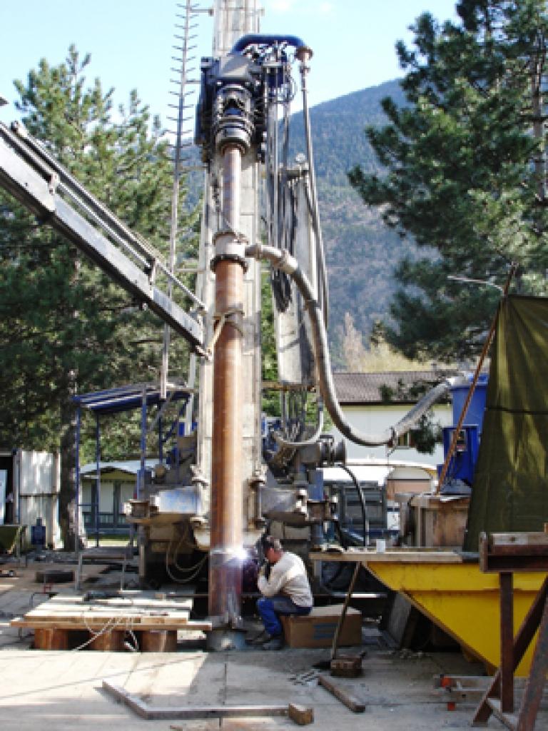 CREGE (NRP-Projekt von 2010 bis 2011)