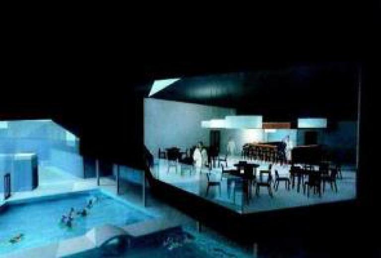 «New Brigerbad» – Umbau Thermalbad Brigerbad (NRP-Projekt von 2013 bis 2015)