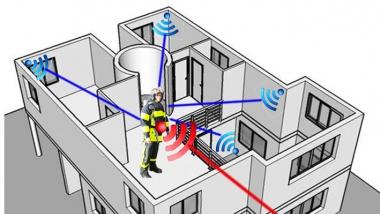 RESponSE: système intelligent de surveillance des personnes et des bâtiments en situation d'incendie