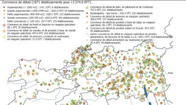 Trinationaler Metropolitanraum Basel – Vernetzung zwischen Agglomeration und innovativem ländlichen Umfeld