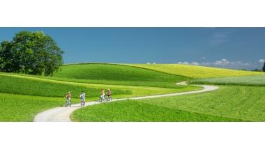 E-Bike-Arena und Herzschlaufe Napf