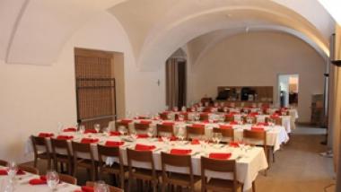 Aménagement de l'abbaye de Disentis