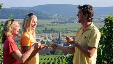 Wein und Wissen am Bodensee
