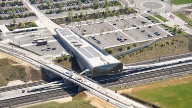 Delle Belfort : Des travaux ferroviaires pour dynamiser les échanges dans l'Arc jurassien