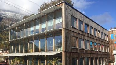 """Konzepte für energieeffiziente, klimaverträgliche """"LOW TECH""""-Gebäude"""