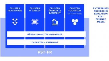 Pôle scientifique et technologique du canton de Fribourg (PST- FR) (NRP-Projekt von 2012 bis 2015)
