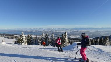 Elaboration d'un Master Plan du domaine skiable de Sainte-Croix / Les Rasses
