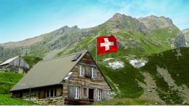 Ferien auf der Alp