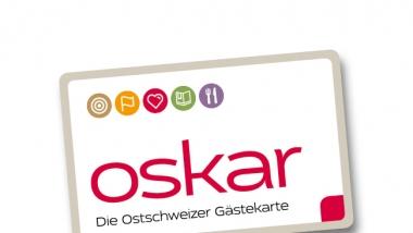 Pilotphase Ostschweizer Gästekarte OSKAR