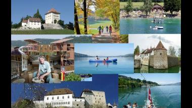 Touristische Angebotsinszenierung Seetal