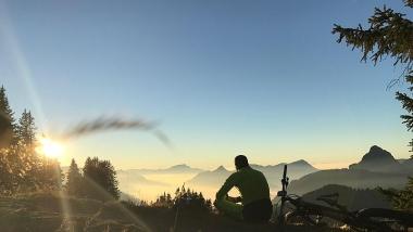 Mountainbike Zentralschweiz (Vorprojekt)