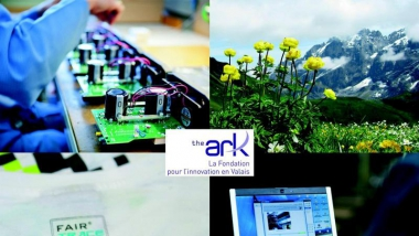 The Ark – renforcer l'économie valaisanne par sa diversification (Projet NPR de 2008 à 2015)