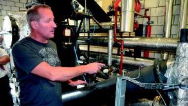 Potenziare le segherie lucernesi ricavando energia elettrica dagli scarti di legname