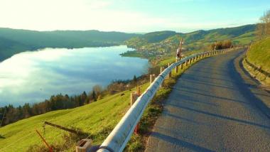 Ampliamento del collegamento del percorso n. 99 «Herzroute» Svizzera centrale/Svizzera orientale (Progetto NPR da 2013 a 2015)