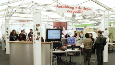 Lehrbetriebsverbund aargauSüd (NRP-Projekt von 2012 bis 2015)