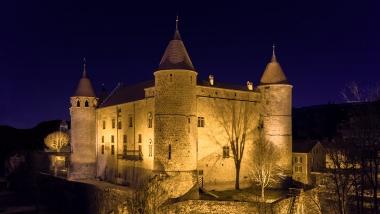 Château de Grandson - Concept muséographique