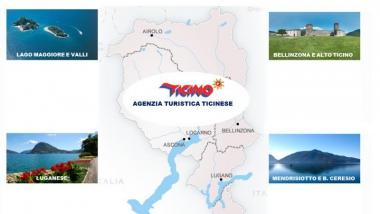 Riorganizzazione del turismo ticinese (Progetto NPR 2015)