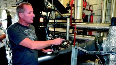 Stärkung des Luzerner Sägereigewerbes durch Stromproduktion aus Restholz (NRP-Projekt von 2011 bis 2012)