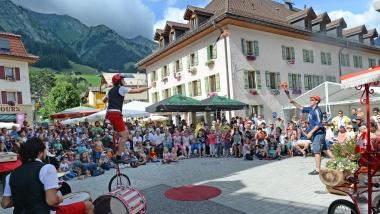 Festival «Au Pays des Enfants» au Pays-d'Enhaut