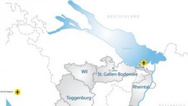 Reorganisation der Regionen (NRP-Projekt von 2008 bis 2011)
