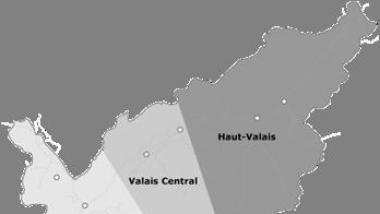 Riorganizzazione delle regioni (Progetto NPR da 2008 a 2011)