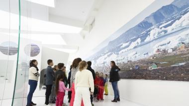 Sur les traces des explorateurs : dynamiser la fréquentation de deux centres de loisirs